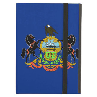 Powis Ipad Fall mit Pennsylvania-Staats-Flagge,
