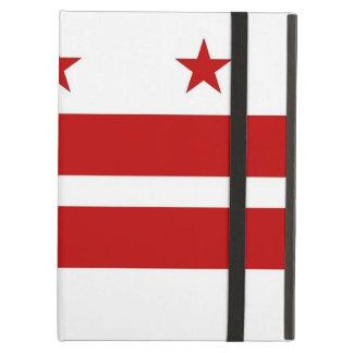 Powis Ipad Fall mit Washington DC-Flagge, USA