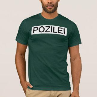 POZILEI GRÜN T-Shirt