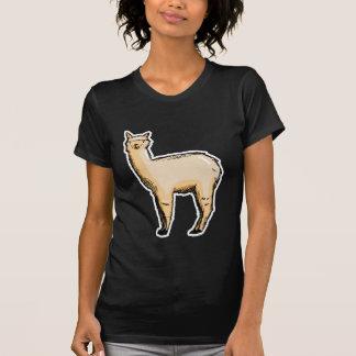 Prächtiges Alpaka Shirt