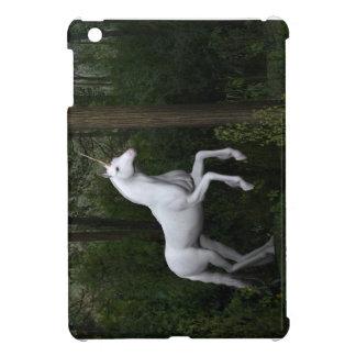 Prächtiges weißes Einhorn iPad Mini Hülle