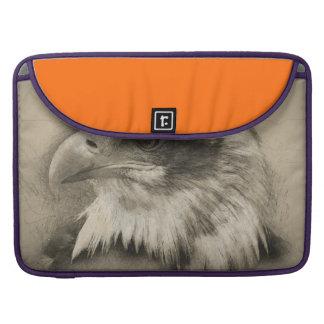 Prachtvoller Weißkopfseeadler Setch MacBook Pro Sleeve