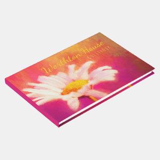 Prachtvolles Gänseblümchen Ihre Gästebuch