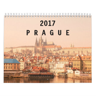 Prag 2017 kalender