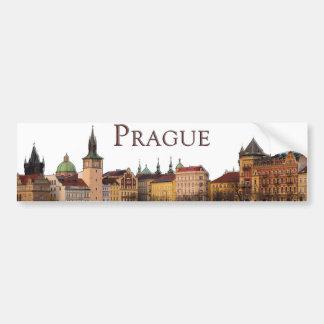 Prag Autoaufkleber
