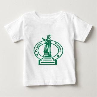 Prag-Briefmarke Baby T-shirt