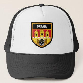 Prag-Flagge Truckerkappe