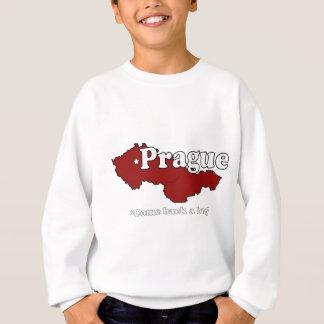 Prag: Kommen eine Wanze zurück Sweatshirt
