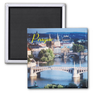 Prag-Magnet Kühlschrankmagnete