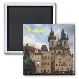 Prag-Magnet Quadratischer Magnet