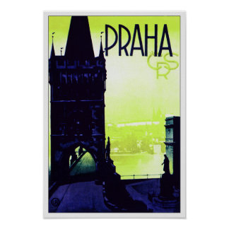 Prag (Prag) Poster