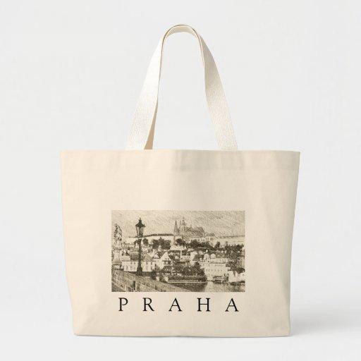 Prag, Tschechische Republik Tasche