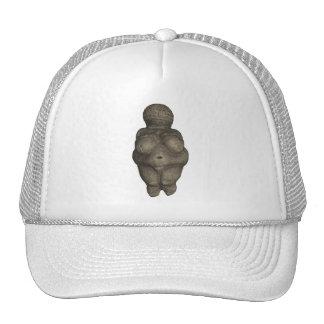 Prähistorische Venus-Figürchen Retromütze