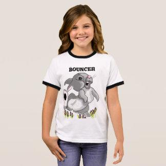 Prahler-Kaninchen Ringer T-Shirt
