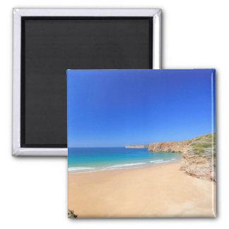 Praia tun Beliche Quadratischer Magnet