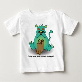 Pralinemonster Baby T-shirt
