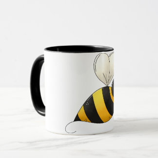Pralle Bienen-Tasse Tasse