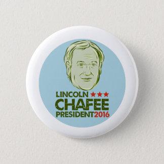 Präsident 2016 Lincoln-Chafee Runder Button 5,7 Cm
