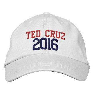 Präsident 2016 Ted-Cruz Bestickte Baseballkappe