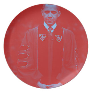 Präsident Barack Obama an Notre Dame-Universität Teller