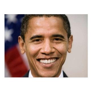 Präsident Barack Obama Postkarten