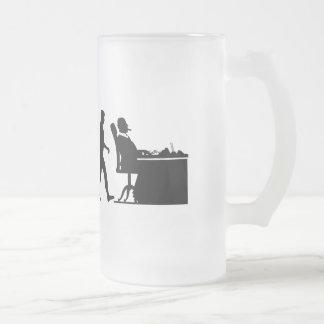 Präsident Boss Mens Work Firma CEOs VP Kaffee Tassen
