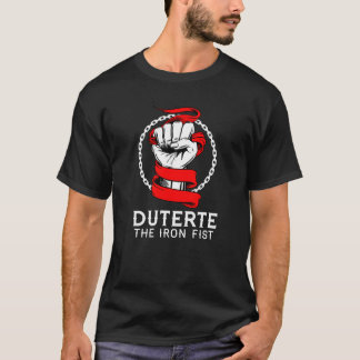 Präsident Duterte der Punisher-T - Shirt