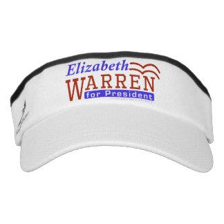 Präsident Elizabeth-Waren Wahl 2016 Demokrat Visor