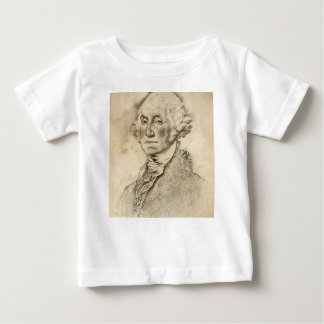 Präsident George Washington Baby T-shirt
