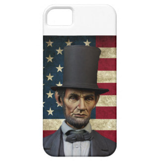 Präsident Lincoln iPhone 5 Hülle