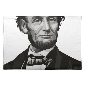 Präsident Lincoln Tisch Set