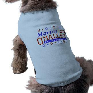 Präsident Martin-O'Malley Wahl 2016 Demokrat T-Shirt
