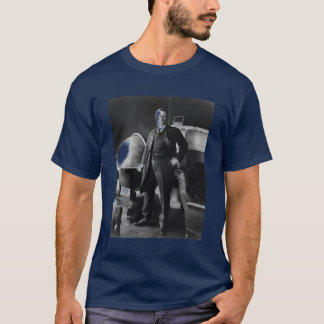 Präsident Theodore Roosevelt T-Shirt