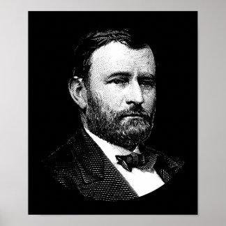 Präsident Ulysses S. Grant Poster