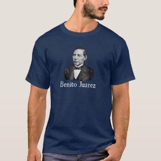 Präsident von Mexiko Benito Juarez T-Shirt
