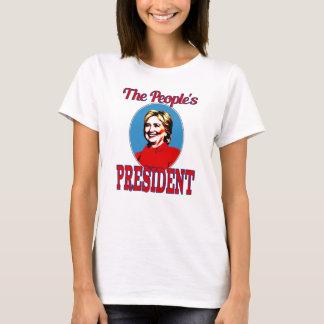 Präsidenten-T - Shirt der Leute