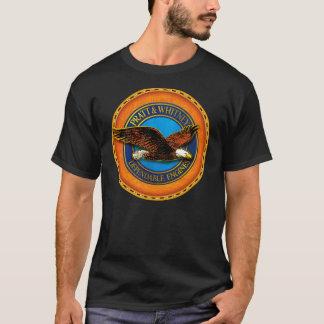 Pratt- und Whitney-Motoren T-Shirt