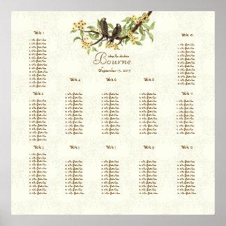 Preis-beginnen mit $12,80 für Elfenbein-Vintage Poster