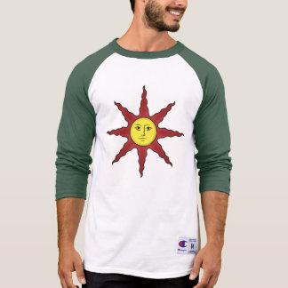 Preisen Sie den Hülsen-T - Shirt Sun 3/4