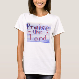 Preisen Sie den weißen/lila T - Shirt Lords