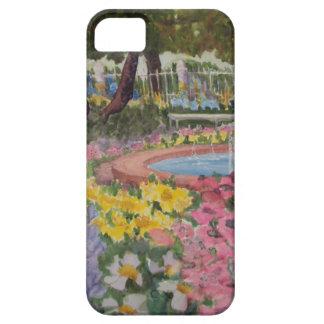Prescott-Park-Klatschmohn Portsmouth NH iPhone 5 Schutzhülle