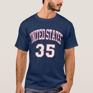 PresidenTees #35 Kennedy T-Shirt