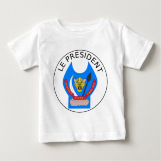Presidential_Seal_of_the_Democratic_Republic von Baby T-shirt