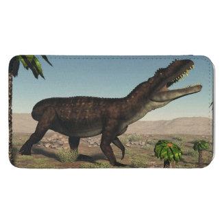Prestosuchus Dinosaurier - 3D übertragen Galaxy S5 Tasche