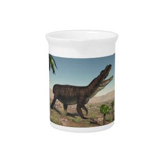 Prestosuchus Dinosaurier - 3D übertragen Getränke Pitcher
