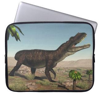 Prestosuchus Dinosaurier - 3D übertragen Laptop Sleeve