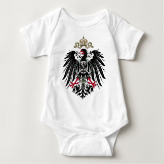 Preussisches Eagle Baby Strampler