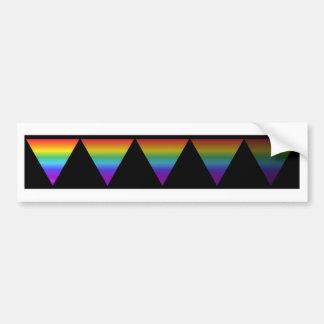 PrideBumperSticker1 Autoaufkleber