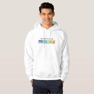 PRIDESIDE® grundlegendes mit Kapuze Sweatshirt