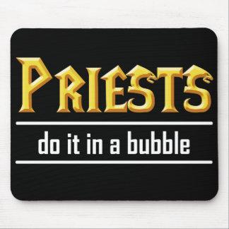 Priester Mousepad